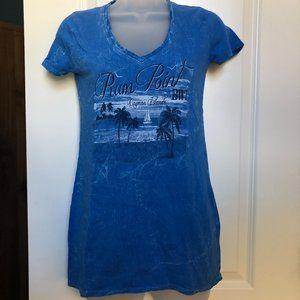 NWOT! Rum Point Cayman Islands T-Shirt